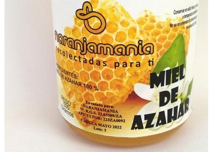 Buy orange blossom honey