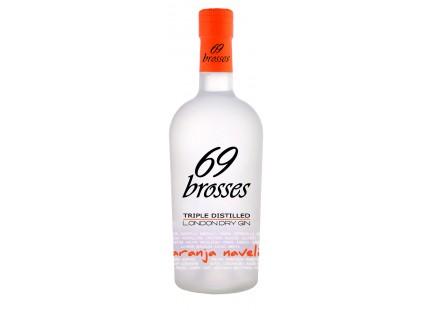 Gin 69 Brosses Orange Navelina
